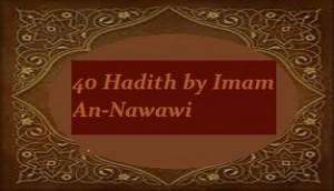 40 Hadith by Imam An-Nawawi'