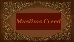 'Muslims Creed